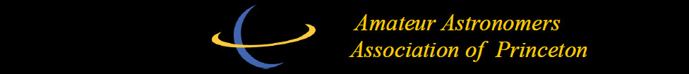Amateur Astronomers Association of Princeton